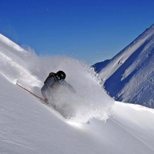 Powder und FreerideTag in Andermatt
